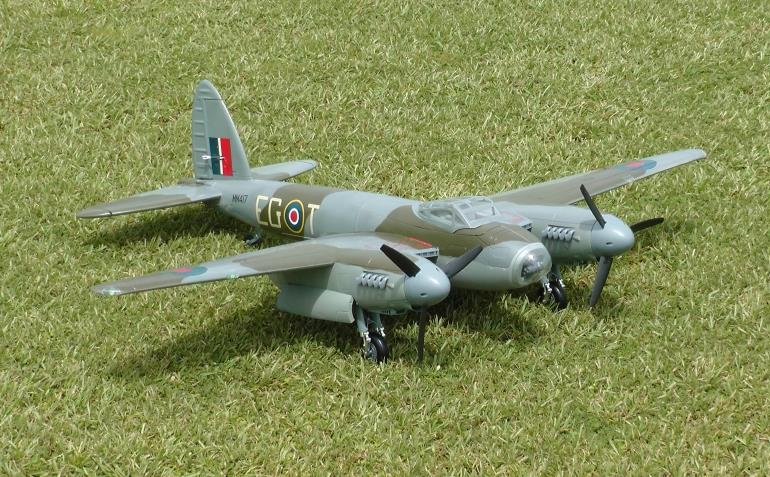 FREEWING de Havilland DH.98 Mosquito- PNP RC airplane