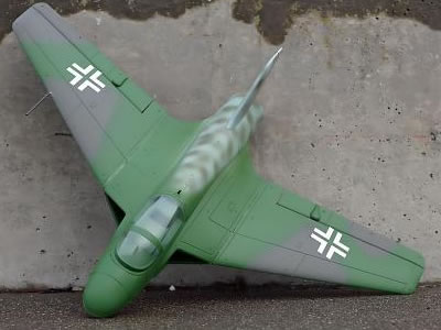 Freewing Lippisch P.15 64mm EDF Jet PNP RC Airplane